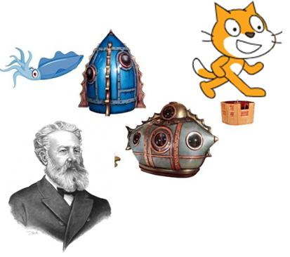Initiation à Scratch - Devoir Maison - Algorithme